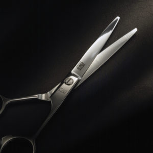 hair scissors blue series