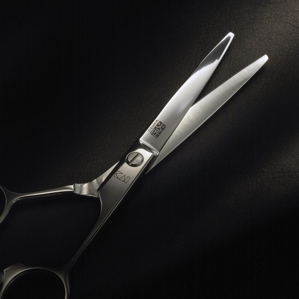 hair scissors blue series